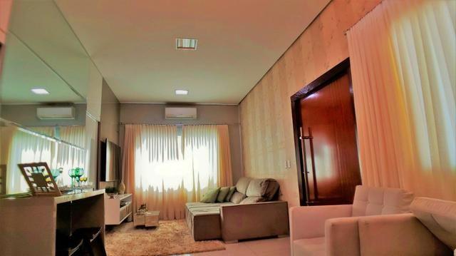 Sobrado 4 Suítes + Escritório, 319 m² c/ armários e lazer na 307 Sul - Foto 6