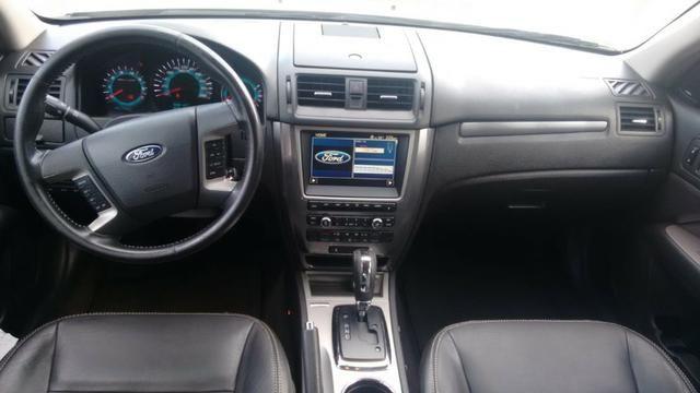 Ford Fusion v6 09/10 completo- Financio - Foto 7