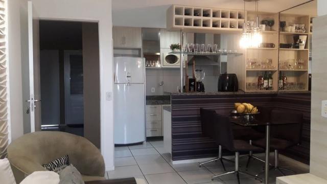 Apartamento 61m² com 3 quartos e 2 vagas Cajazeiras - Foto 8