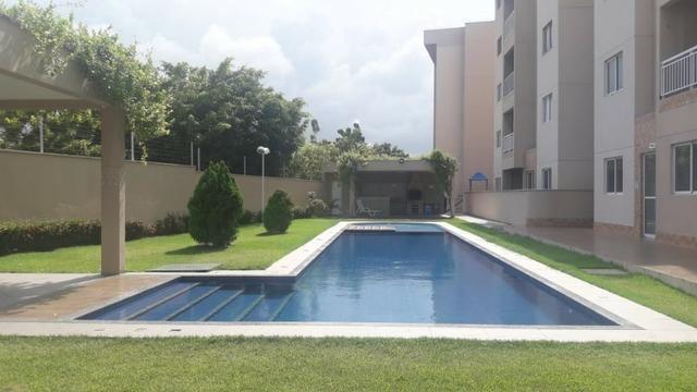 Apartamento 61m² com 3 quartos e 2 vagas Cajazeiras - Foto 2