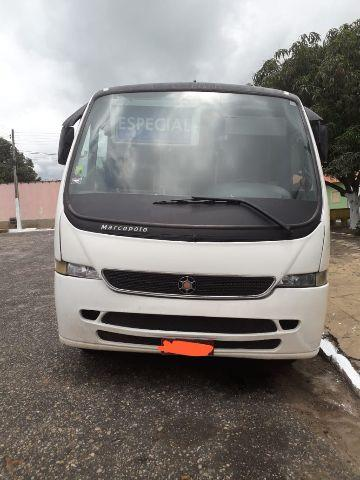 Micro Ônibus Marcopolo pra vender logo - Foto 2
