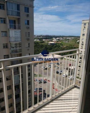 Apartamento à venda com 2 dormitórios em Cond. via laranjeiras, Serra cod:AP00044