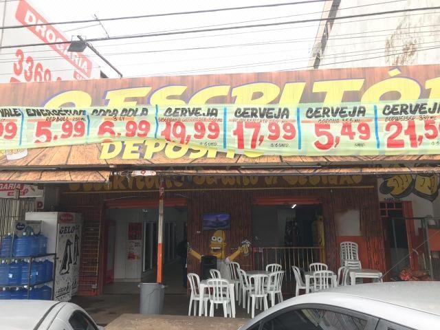Vendo ponto comercial Depósito de bebidas completo