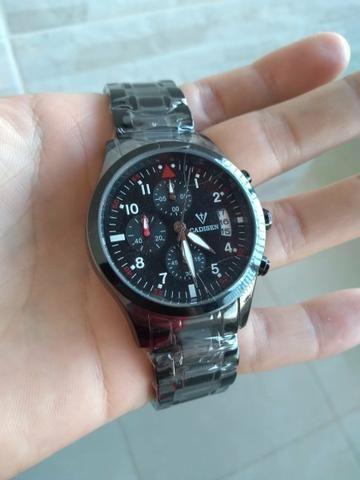 e9f4e5cc358 Relógio Cadisen Original Masculino - Bijouterias