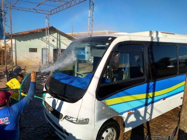 Micro Ônibus Marcopolo pra vender logo - Foto 4