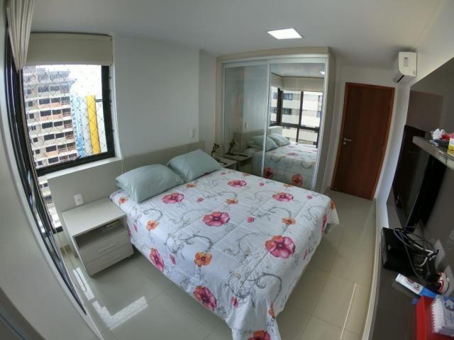 Apartamento à venda com 3 dormitórios em Ponta verde, Maceió cod:268 - Foto 12