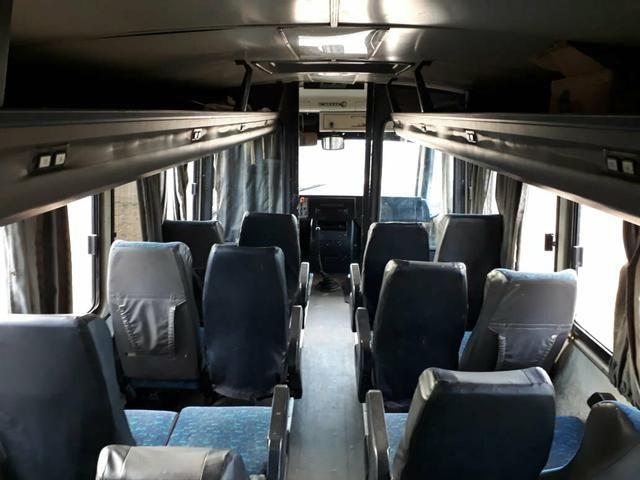 Vende-se micro onibus. mercedes Benz ou troca por algo de meu interesse - Foto 4