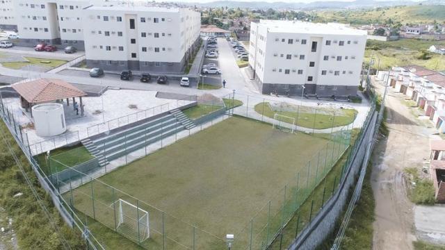 Apartamento com 02 quartos em Vitória de Santo Antão, parcelas em até 60 vezes! - REF. 260 - Foto 8