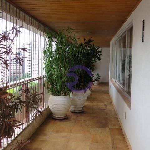 Apartamento com 4 dormitórios para alugar, 269 m² por R$ 2.500,00/mês - Centro - Londrina/ - Foto 3