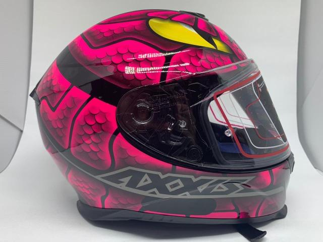 Capacete Axxis Snake - Foto 2