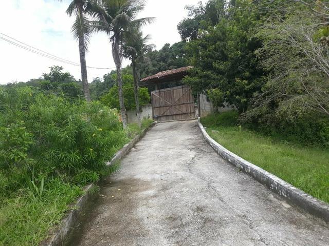 Lindo sítio em Mauá ( Guia de Pacobaíba) oportunidade!!! - Foto 12