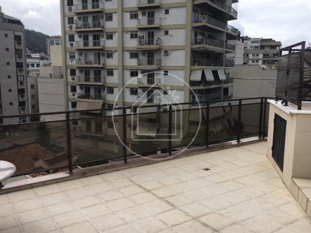 Apartamento à venda com 3 dormitórios em Humaitá, Rio de janeiro cod:825855 - Foto 9