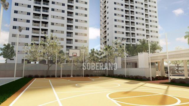 Apartamento com 3 dormitórios à venda, 78 m² por R$ 377.266 - Bancários - João Pessoa/PB - Foto 12