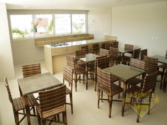 Apartamento 3 Quartos para Venda em João Pessoa, Aeroclube, 3 dormitórios, 1 suíte, 3 banh - Foto 19