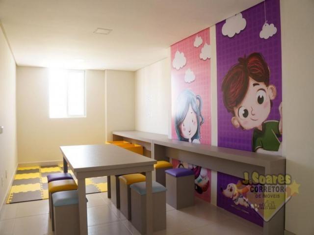 Apartamento 3 Quartos para Venda em João Pessoa, Aeroclube, 3 dormitórios, 1 suíte, 3 banh - Foto 18