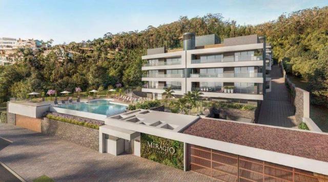 Miragio Cacupé - Apartamento de 3 suítes bem localizado em Florianópolis, SC - Foto 3