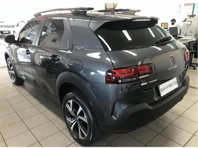 Citroen C4 Cactus 1.6 VTI 120 FLEX FEEL PACK EAT6 - Foto 2