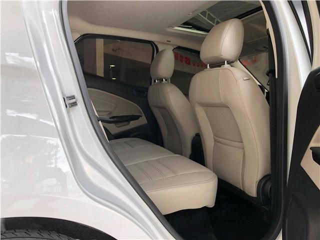 Ford Ecosport 1.5 ti-vct flex titanium automático - Foto 11