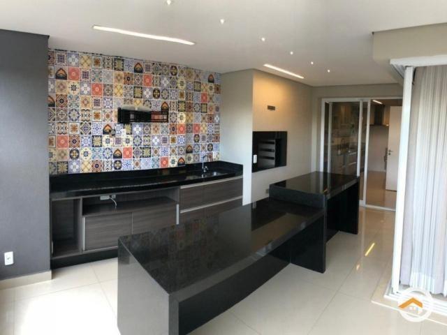 Apartamento à venda com 4 dormitórios em Setor marista, Goiânia cod:4139 - Foto 16