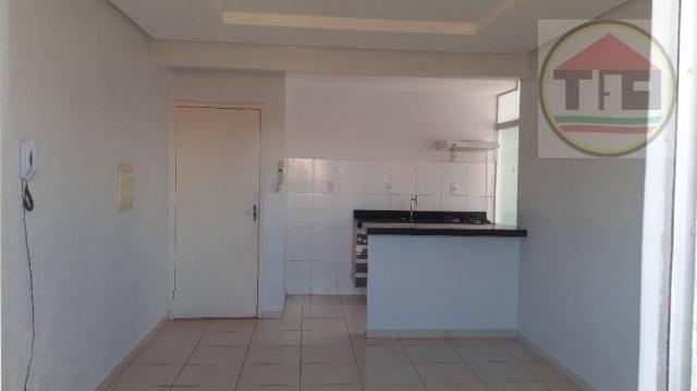Apartamento com 3 dormitórios à venda, 60 m² por R$ 160.000 - total vile- Nova Marabá - Ma - Foto 5