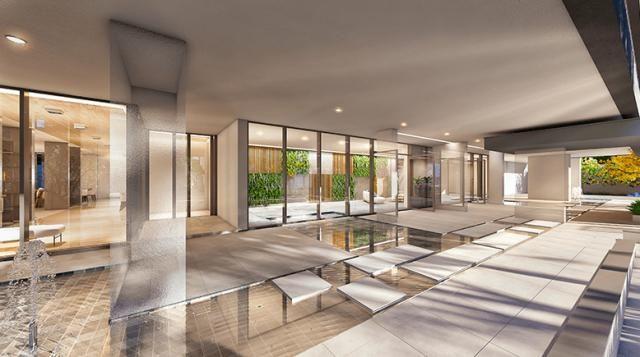 Apartamentos de 186 m² com 3 ou 4 suítes - ótima localização no campo Belo - SP - Foto 2
