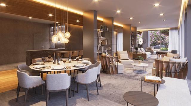 Apartamentos de 186 m² com 3 ou 4 suítes - ótima localização no campo Belo - SP - Foto 5