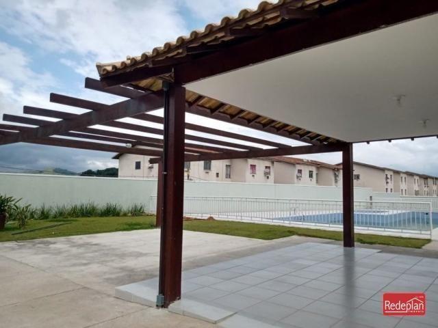 Apartamento para alugar com 2 dormitórios em Roma, Volta redonda cod:15899 - Foto 6