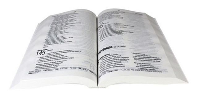 Bíblia Sagrada Letra Grande Nova Almeida Atualizada Barata - Foto 4
