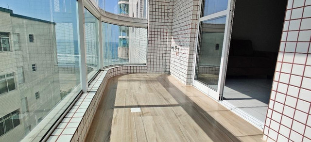 Apto 2 dormitórios bem localizado na Aviação - Praia Grande - Foto 10