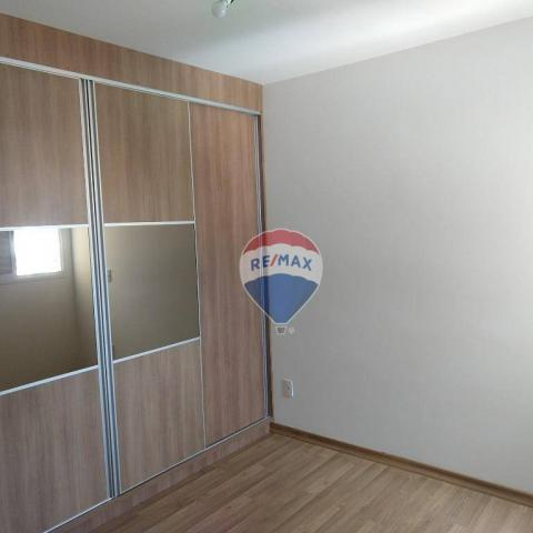 Apartamento com 3 dormitórios para alugar, 77 m² por R$ 1.850,00/mês - Jardim dos Calegari - Foto 16