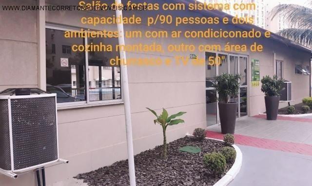 Apartamento à venda com 3 dormitórios em Colina de laranjeiras, Serra cod:AP00197 - Foto 4