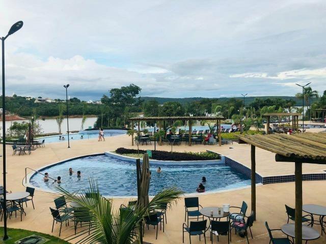 Apartamento-Cota - Resort Ilhas Do Lago - Caldas Novas/go - Foto 5