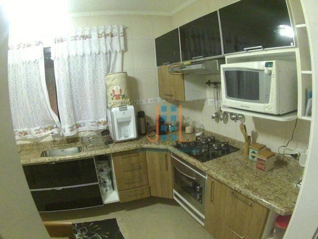 Sobrado em condomínio três quartos sendo uma suíte no Pinheirinho - Foto 4