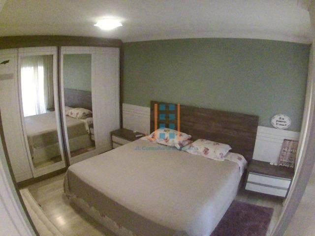 Sobrado em condomínio três quartos sendo uma suíte no Pinheirinho - Foto 11
