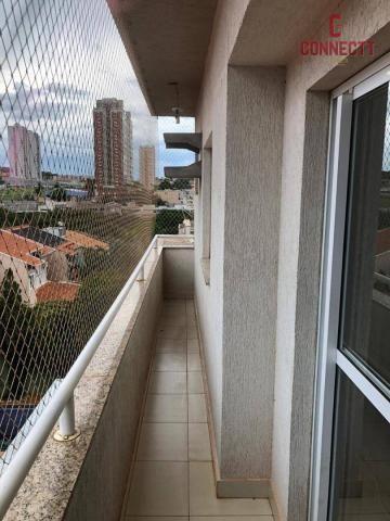 Apartamento com 2 dormitórios para alugar, 73 m² por R$ 1.300/mês - Jardim Botânico - Ribe - Foto 9