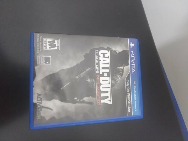 Call of Duty Black Ops - PS Vita