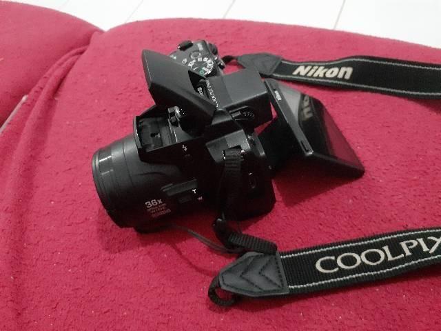 Nikon pouco tempo de uso - Foto 6