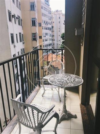 Apartamento à venda com 1 dormitórios em Lagoa, Rio de janeiro cod:877715 - Foto 3