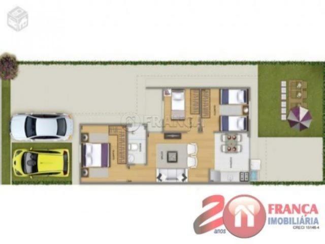 Casa de condomínio para alugar com 2 dormitórios em Jardim marcondes, Jacarei cod:L6006 - Foto 9