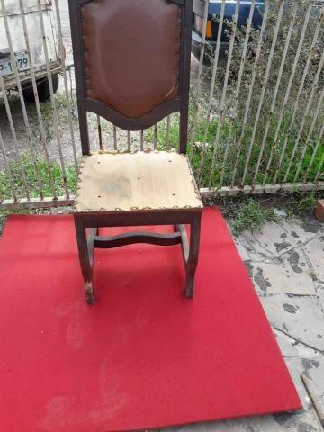 Cadeira para restauração