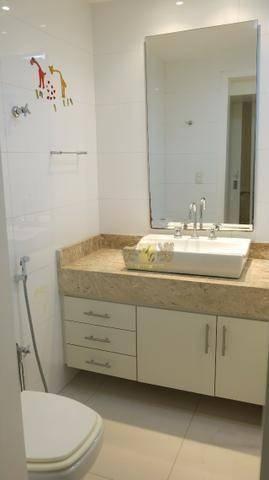 Excelente apartamento com 3 dormitórios para alugar, 120 m² - Foto 4