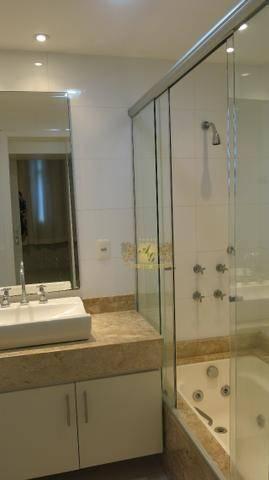 Excelente apartamento com 3 dormitórios para alugar, 120 m² - Foto 5