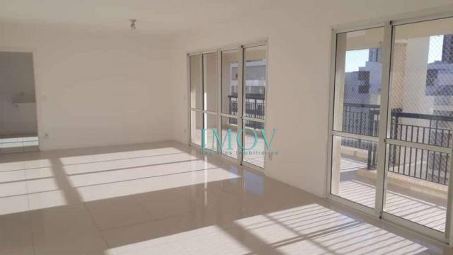 Apartamento com 3 dormitórios para alugar, 194 m² por R$ 4.500,00 mês - Jardim Aquarius -  - Foto 3