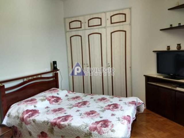 Apartamento à venda, 4 quartos, 2 vagas, Laranjeiras - RIO DE JANEIRO/RJ - Foto 12
