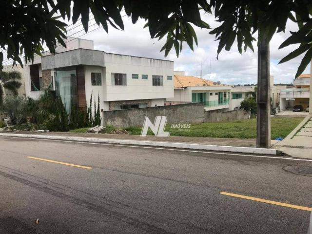 Terreno à venda, 300 m² por R$ 290.000,00 - Nova Parnamirim - Parnamirim/RN - Foto 4