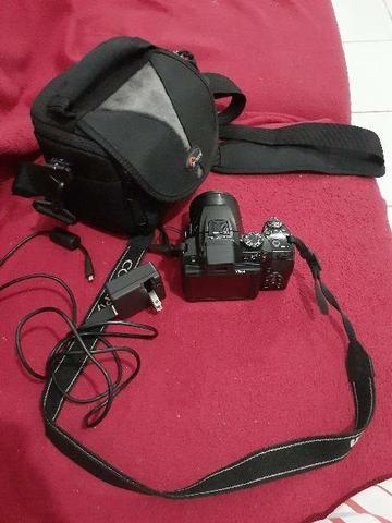 Nikon pouco tempo de uso - Foto 3