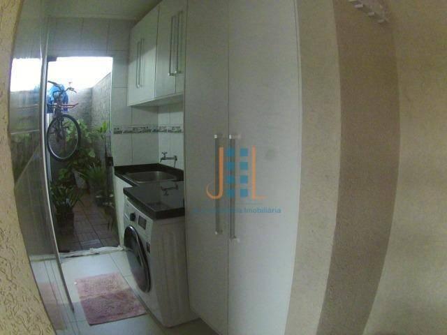 Sobrado em condomínio três quartos sendo uma suíte no Pinheirinho - Foto 18
