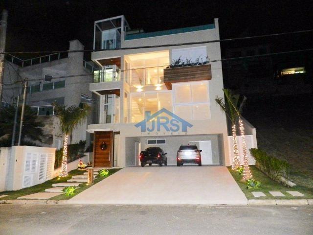 Alphasitio Sobrado com 3 dormitórios à venda, 580 m² por R$ 2.544.000 - Tamboré - Santana  - Foto 3
