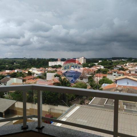 Apartamento com 3 dormitórios para alugar, 77 m² por R$ 1.850,00/mês - Jardim dos Calegari - Foto 9