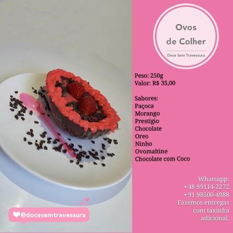 Ovos de Colher - Foto 5